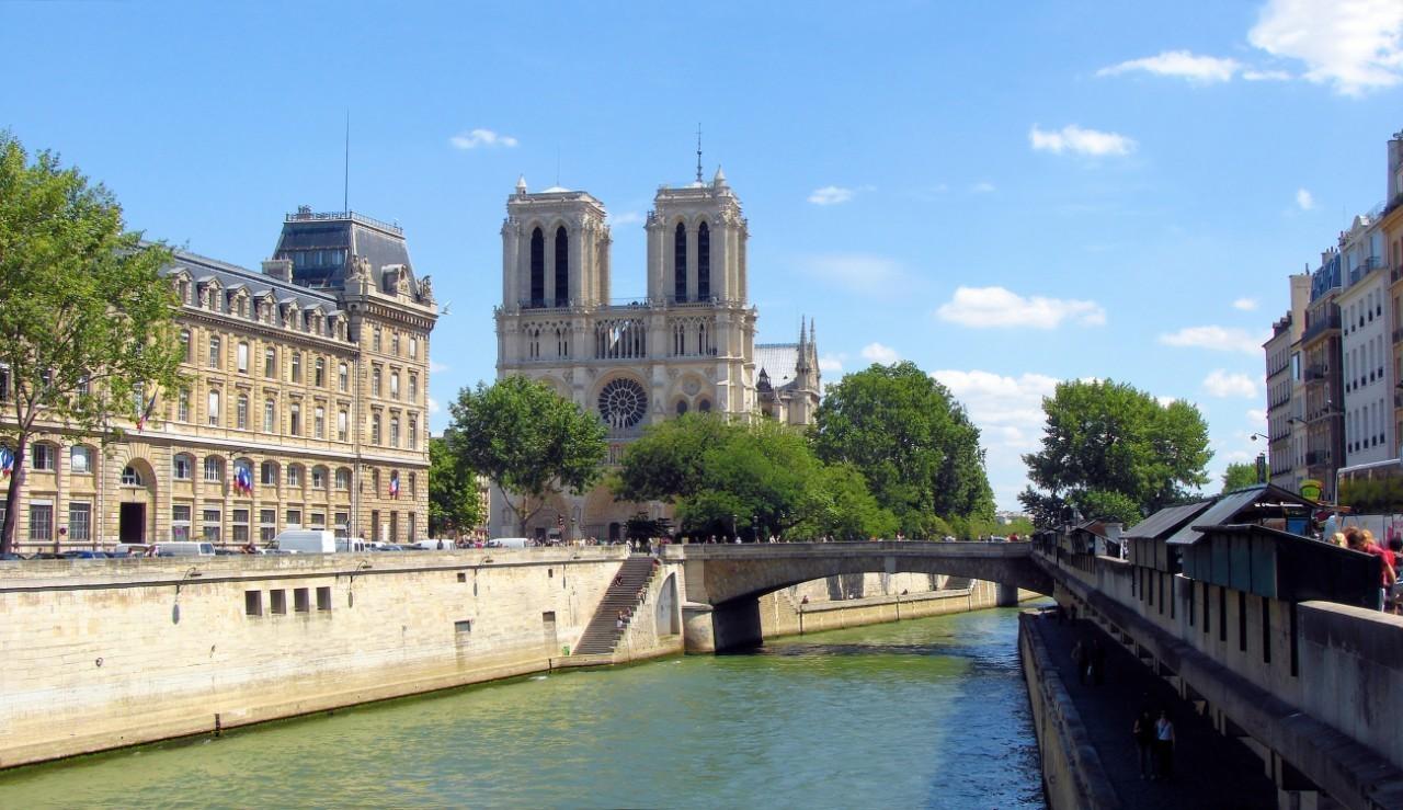 Paris Weltstadt Mit Charme Reiseprogramm